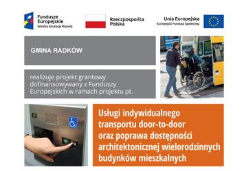 """Projekt """"Usługa door-to-door"""""""